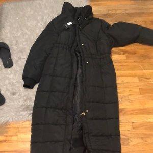 Puffer coat FASHION NOVA